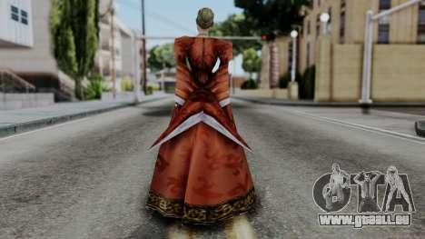Girl Skin 5 pour GTA San Andreas troisième écran