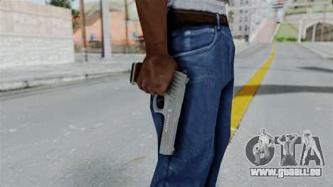 GTA 5 Pistol .50 für GTA San Andreas