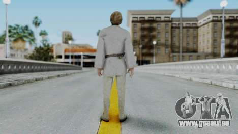 SWTFU - Luke Skywalker Tattoine Outfit pour GTA San Andreas troisième écran