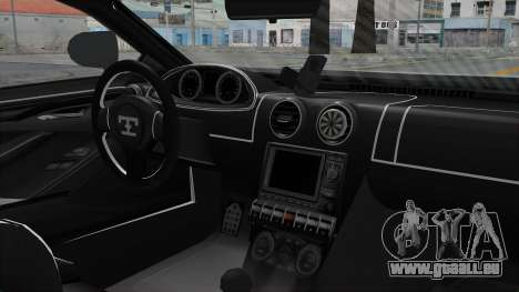 GTA 5 Truffade Adder v2 IVF für GTA San Andreas rechten Ansicht
