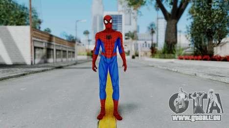 Amazing Spider-Man Comic Version pour GTA San Andreas deuxième écran