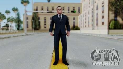 Marvel Future Fight Agent Coulson v1 pour GTA San Andreas deuxième écran