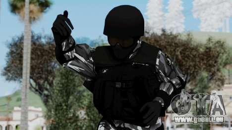 S.W.A.T v1 pour GTA San Andreas