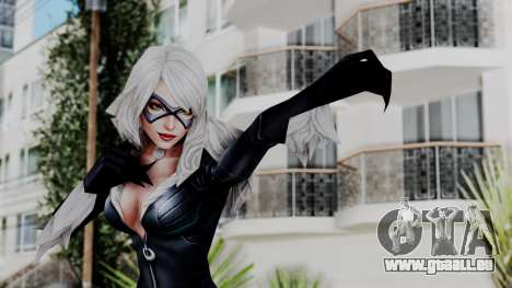 Marvel Future Fight - Black Cat für GTA San Andreas