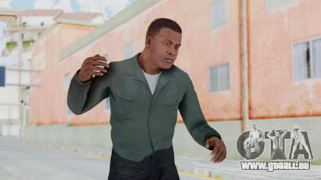 GTA 5 Franklin Clinton pour GTA San Andreas