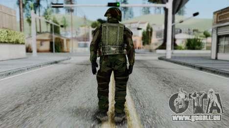 SAJ Maskirna für GTA San Andreas dritten Screenshot