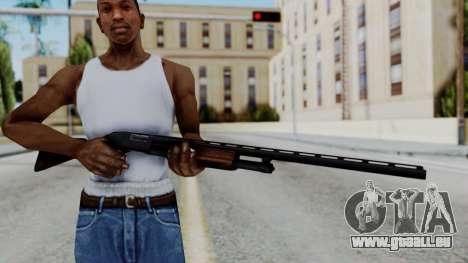 No More Room in Hell - Mossberg 500A pour GTA San Andreas troisième écran