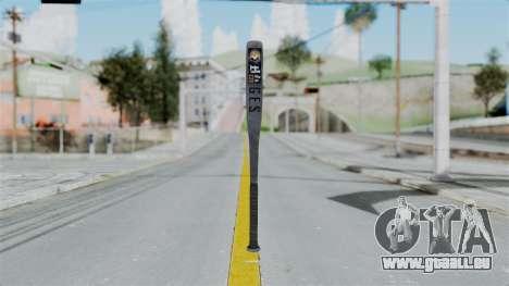 GTA 5 Baseball Bat für GTA San Andreas zweiten Screenshot