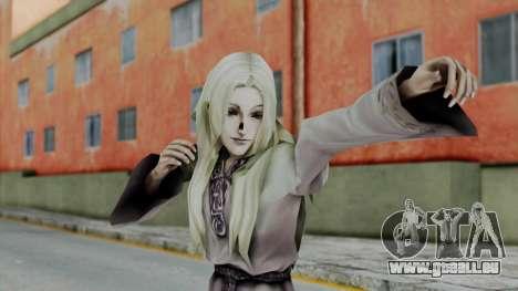 Girl Skin 1 für GTA San Andreas