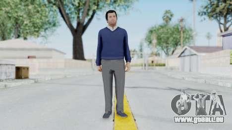 GTA 5 Michael De Santa pour GTA San Andreas deuxième écran
