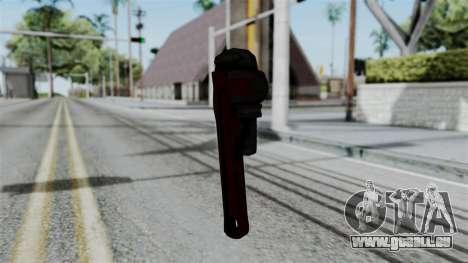 No More Room in Hell - Wrench pour GTA San Andreas deuxième écran