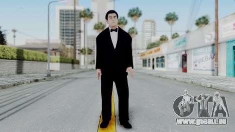 WWE Ricardo pour GTA San Andreas deuxième écran