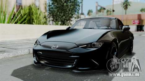 Mazda MX-5 Miata 2016 pour GTA San Andreas