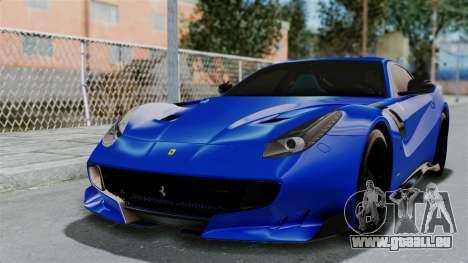 Ferrari F12 TDF 2016 pour GTA San Andreas