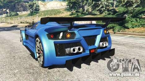 Gumpert Apollo S v1.2 für GTA 5