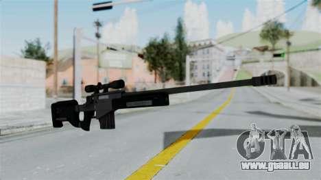 GTA 5 Sniper Rifle pour GTA San Andreas