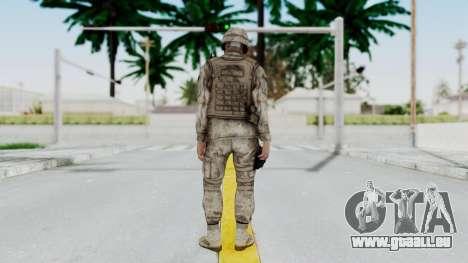 Crysis 2 US Soldier 4 Bodygroup A pour GTA San Andreas troisième écran