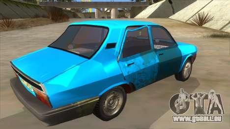 Dacia 1310 Rusty pour GTA San Andreas vue de droite