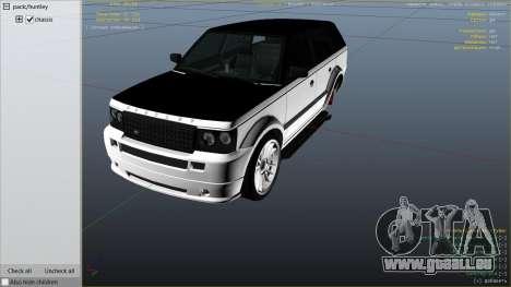 GTA IV Huntley pour GTA 5