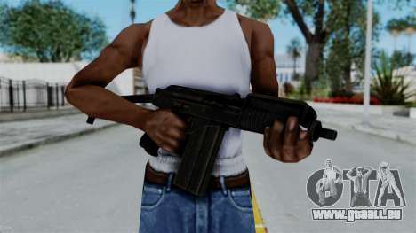 9A-91 Ironsight für GTA San Andreas