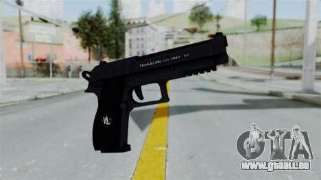GTA 5 Pistol pour GTA San Andreas