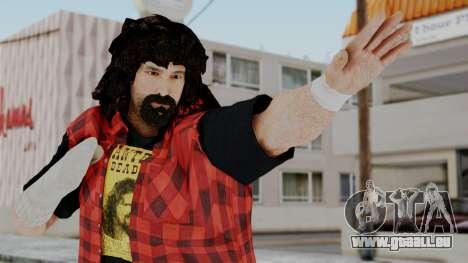 WWE Mick Foley für GTA San Andreas