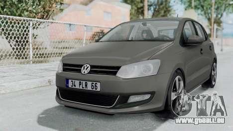 Volkswagen Polo 6R 1.4 HQLM für GTA San Andreas