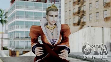 Girl Skin 5 pour GTA San Andreas