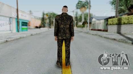 GTA Online DLC Executives and Other Criminals 5 pour GTA San Andreas troisième écran