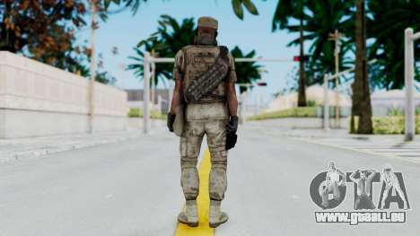 Crysis 2 US Soldier 5 Bodygroup B für GTA San Andreas dritten Screenshot