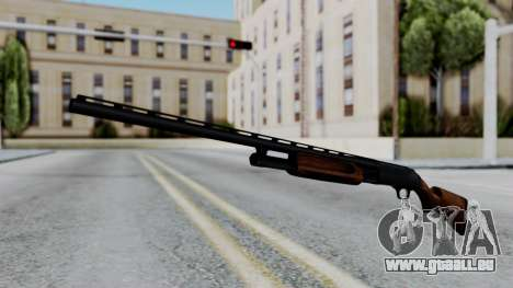 No More Room in Hell - Mossberg 500A für GTA San Andreas