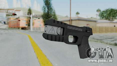 GTA 5 Stun Gun - Misterix 4 Weapons für GTA San Andreas zweiten Screenshot