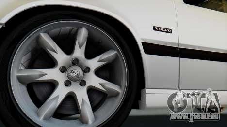 Volvo 850R 1997 Tunable pour GTA San Andreas vue de droite
