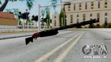 No More Room in Hell - Winchester Super X3 pour GTA San Andreas deuxième écran