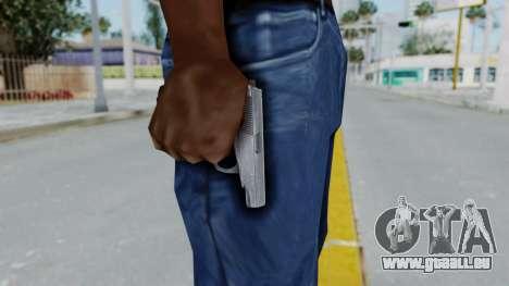 Arma2 Makarov pour GTA San Andreas troisième écran