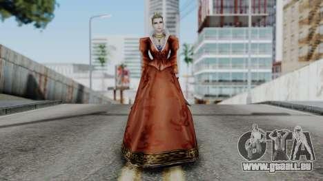 Girl Skin 5 pour GTA San Andreas deuxième écran