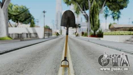No More Room in Hell - Shovel für GTA San Andreas