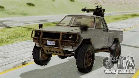 GTA 5 Karin Technical Machinegun für GTA San Andreas