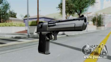 GTA 5 Desert Eagle für GTA San Andreas zweiten Screenshot