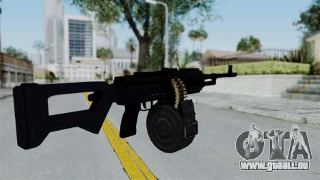 GTA 5 MG pour GTA San Andreas troisième écran