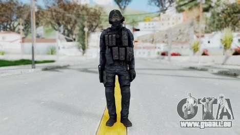 707 Masked from CSO2 für GTA San Andreas zweiten Screenshot