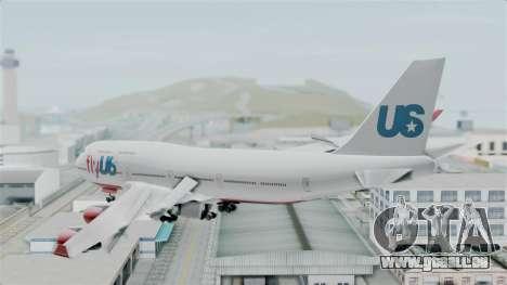 GTA 5 Jumbo Jet v1.0 FlyUS pour GTA San Andreas vue de droite
