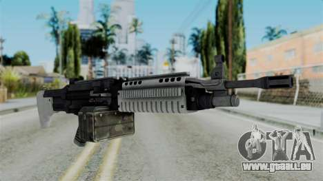 GTA 5 Combat MG - Misterix 4 Weapons pour GTA San Andreas