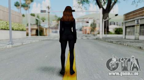 Marvel Future Fight Daisy Johnson v2 für GTA San Andreas dritten Screenshot