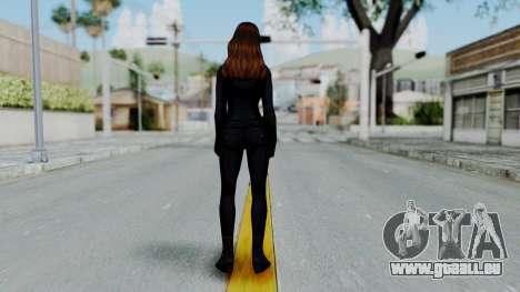 Marvel Future Fight Daisy Johnson v2 für GTA San Andreas dritten Screenshot