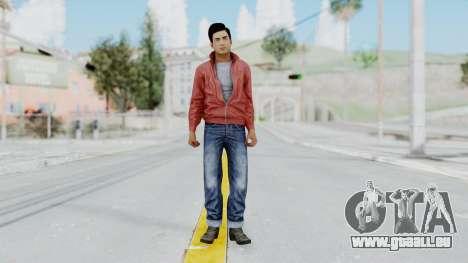 Mafia 2 - Vito Scaletta Renegade pour GTA San Andreas deuxième écran