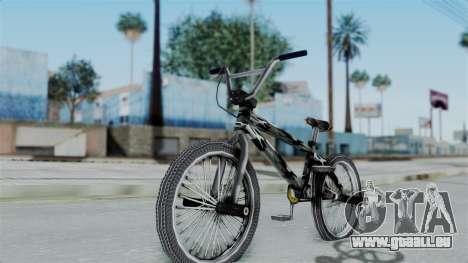 GTA 5 BMX Camo pour GTA San Andreas