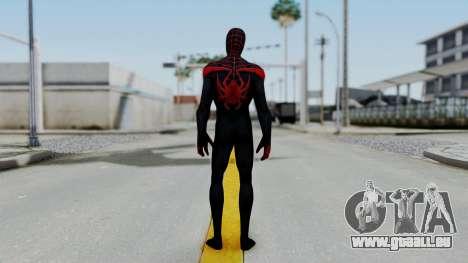 Marvel Future Fight Spider Man Miles v1 pour GTA San Andreas troisième écran