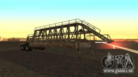 Der trailer panels für GTA San Andreas