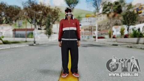 GTA Online DLC Executives and Other Criminals 4 pour GTA San Andreas deuxième écran